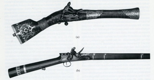 Guns Appear