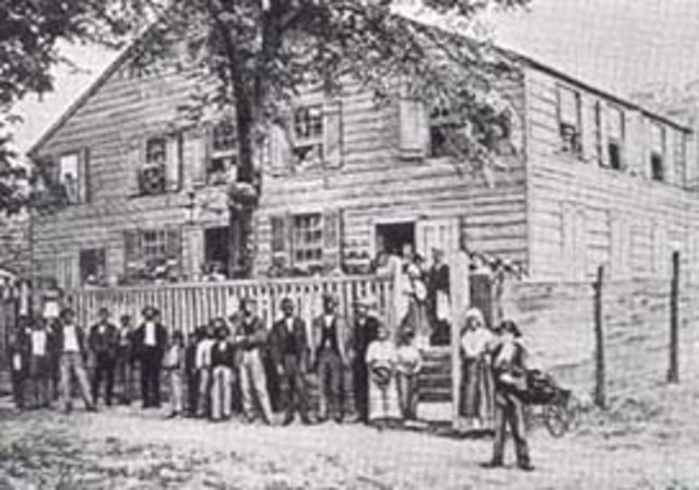 First African-American Baptist and Methodist Churches