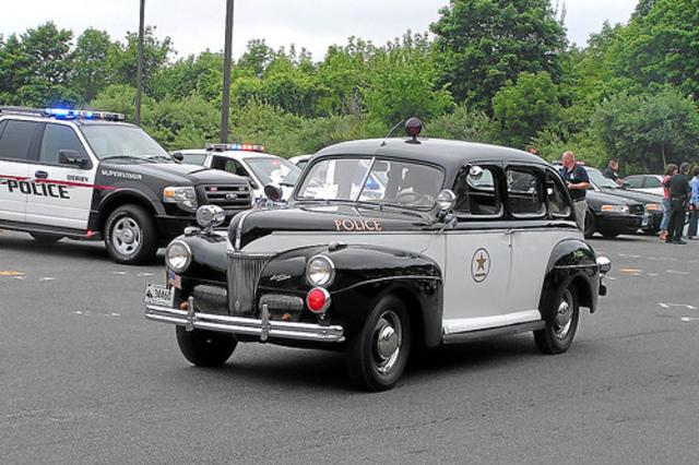 world war II cars