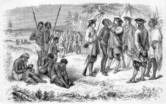 International Slave Trade Ends