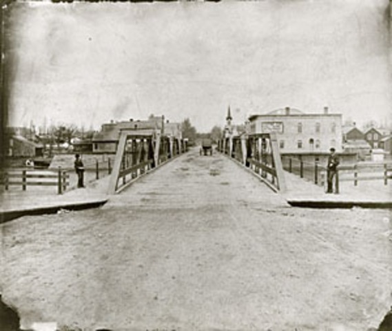 US Army established Nebraska's first military post, Fort Atkinson