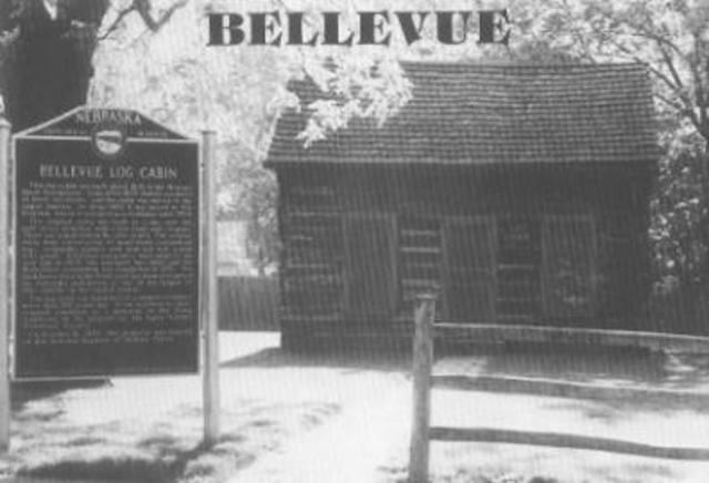 Bellevue becomes the first permanent settlement in Nebraska.