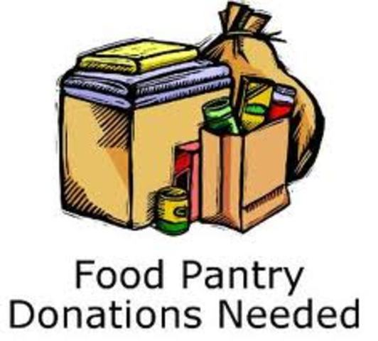 Donation in grocery stores