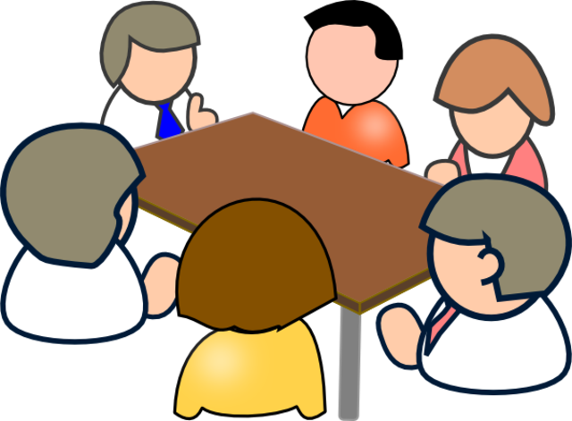 Meeting/more people