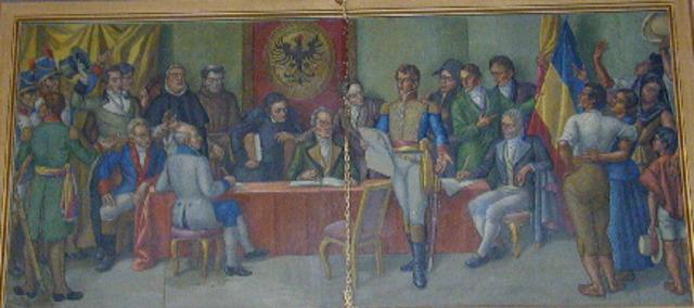 El Colegio Electoral de Cundinamarca.