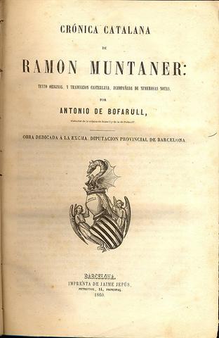 Crònica de Ramon Muntaner