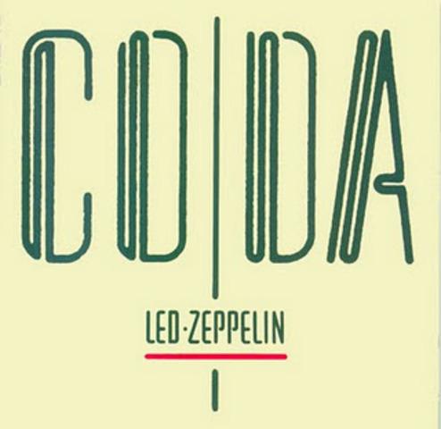 Se publica «Coda», una recopilación de inéditos de la banda.