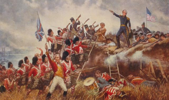 War of 182 Begins