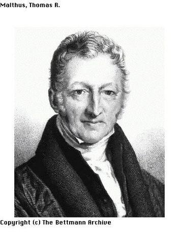 TOMÁS MALTHUS
