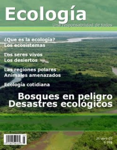 REVISTAS DE ECOLÓGIA