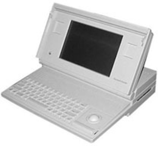 The First Mac Portable