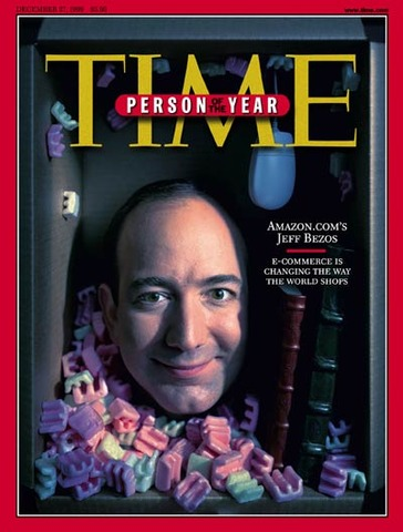 Became person of the year.