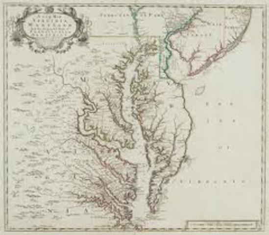 Chesapeake Slavery