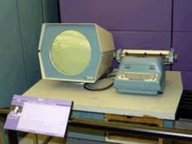 The precursor to the minicomputer