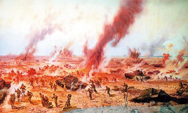 Batlle of El Alamein (Second Battle)