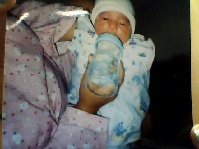 Baby brother Elijiah was born!!