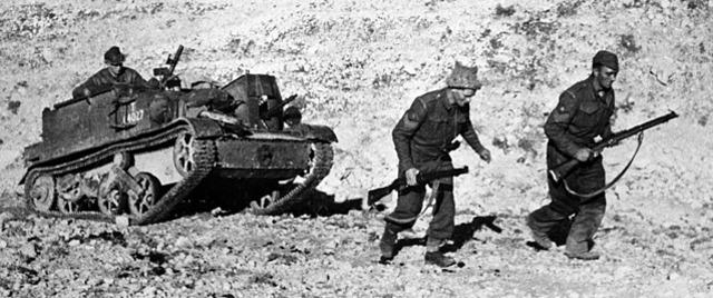 Battle of Alamein