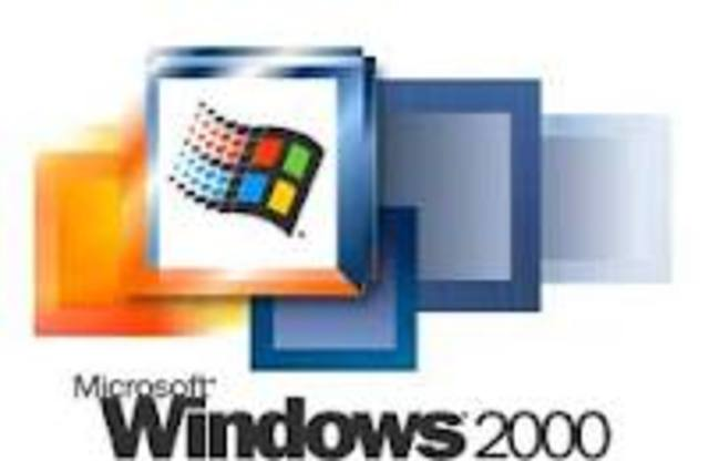 MAC OSX - Windows 2000