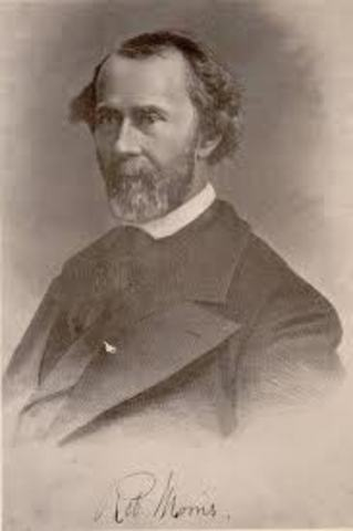 Robert Thomas Morris.