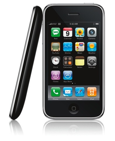 Iphone 3G is released