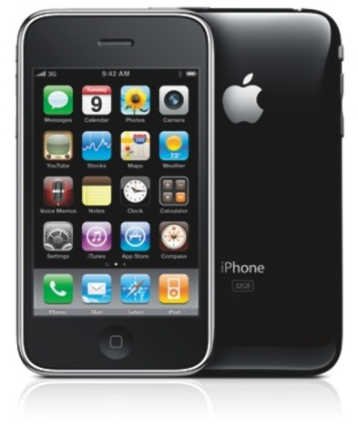 The Iphone 3GS is released