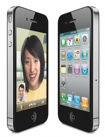 The Iphone 4 is released