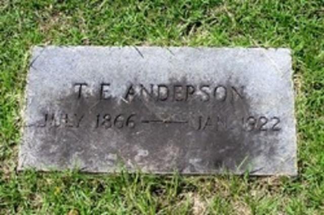 T.E. Anderson