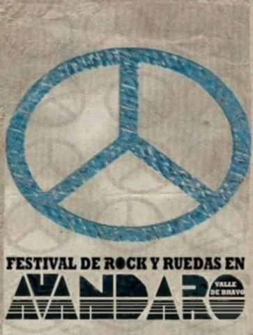 Conferencia sobre el festival de Avándaro