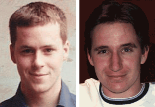 Spencer Kimball y Peter Mattis