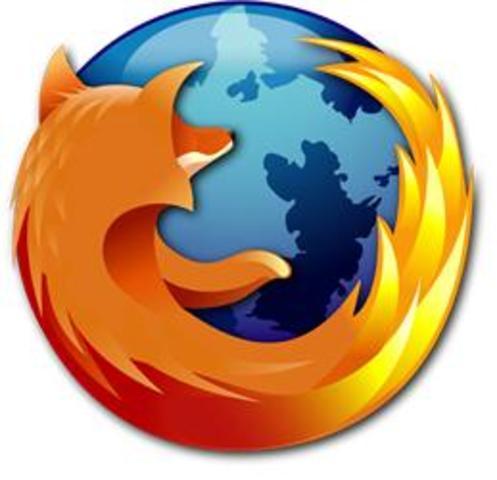 Mozilla Firefox y Earth simularot