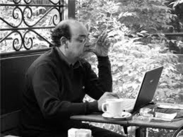 Entrevista a un escritor