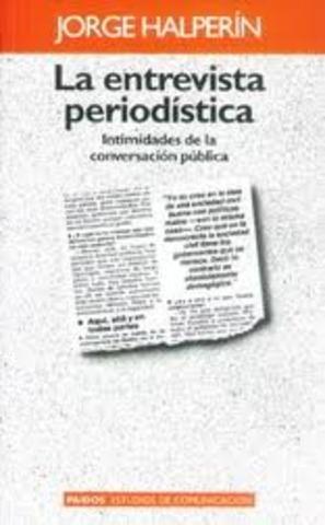 La entrevista periodistica y sus funciones