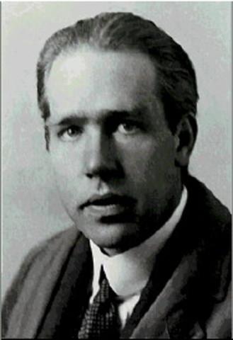 1913- Niels Bohr