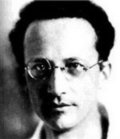20th century- Erwin Schrodinger and Werner Heisenburg