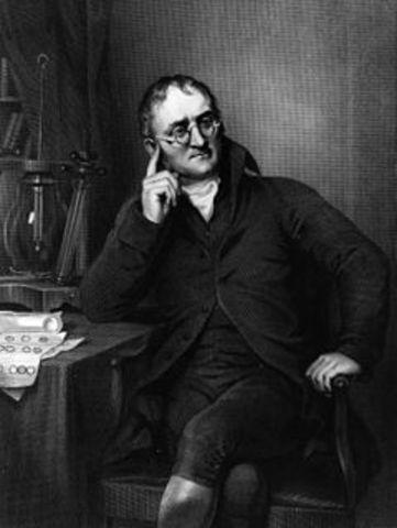 1766-1844 John Dalton