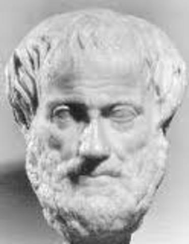 Aristotle 382 B.C