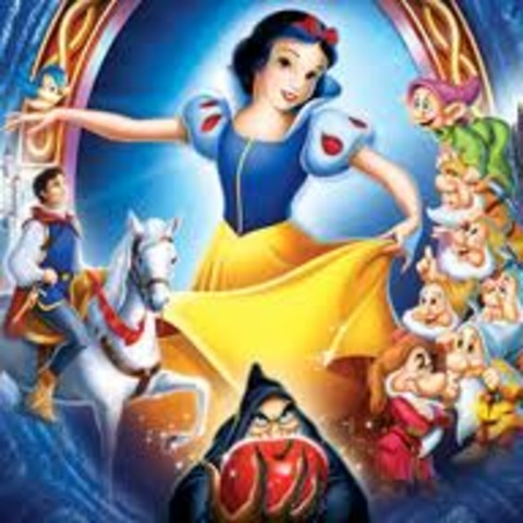 Wlat creates the movie Snow White and the Seven Dwarfs
