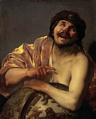 Democritus 440 BC
