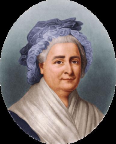 George marries Martha Dandridge Custis
