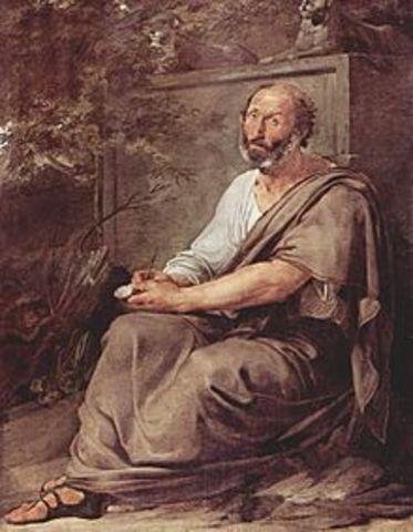 Aristotle 382 B.C.