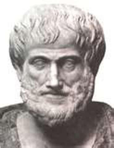 382 BCE - Aristotle
