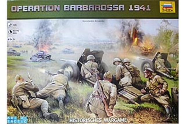 Operation Barbarossa begins.