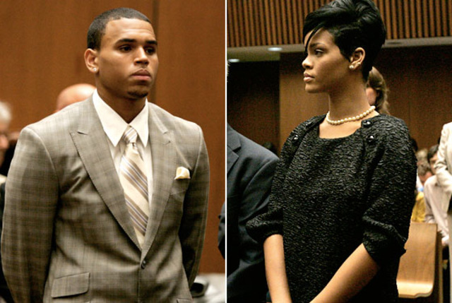 Chris brown pled quilty!