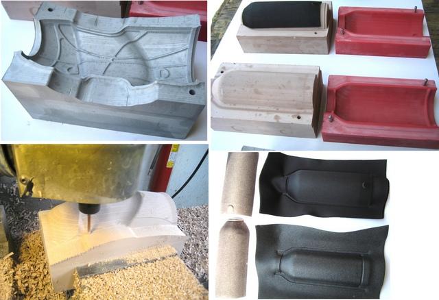 Foarm prototype tooling