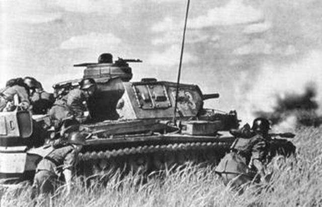 Invacion of the Soviet Union