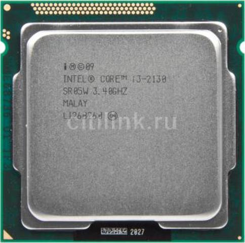 Intel® Core™ i3-2130 Processor - Segunda Generacion