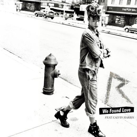 We found love Lead single off new album!