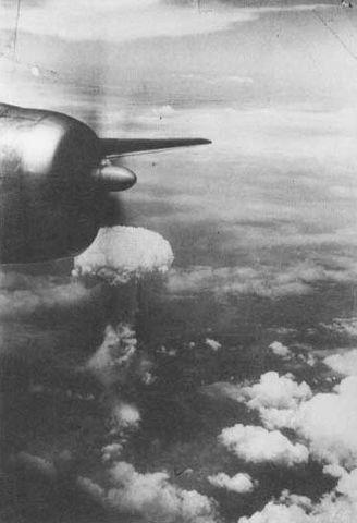 The socond bomb