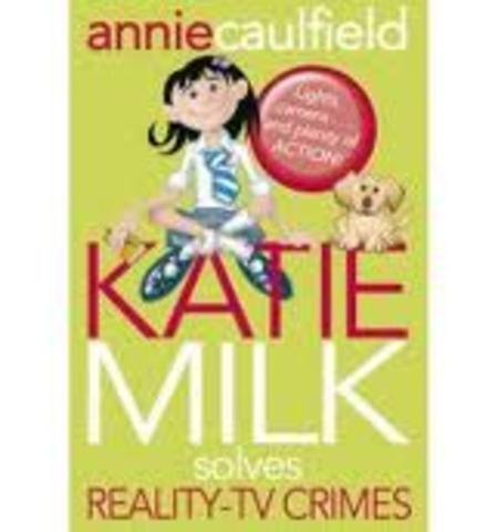 Katie Milk solves Reality T.V crimes