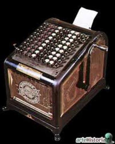Primera Calculadora de Proposito General